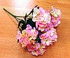 Букет розовых гортензий (искусственный)