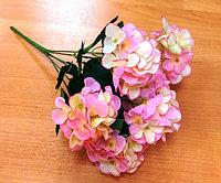 Букет розовых гортензий (искусственный), фото 1