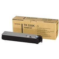TK-520K toner kit ( tube) Black for FS-C5015N