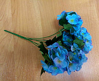 Букет голубых гортензий (искусственный), фото 1