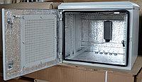 Климатический шкаф F-1 9U 600*600 с подогревом и охлаждением