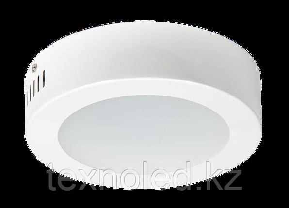 Светодиодный  светильник  12W круглый накладной, фото 2