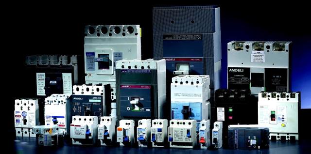 Автоматические выключатели в литом корпусе