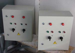 Ящики управления Я5000 и РУСМ5000