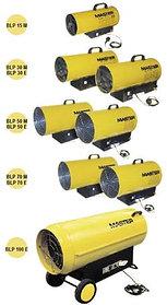 Газовые нагреватели воздуха BLP