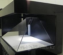 Голограмма в пирамиде (3d) с экраном