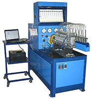 Стенд для испытания дизельной топливной аппаратуры СДМ-12-03-18 (с функцией регулировки насосов ЕВРО-3)