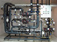 Монтаж автоматизированных тепловых пунктов