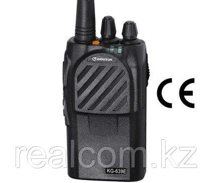 Радиостанция Wouxun KG-639 E (KG-833)
