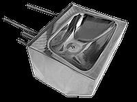 Антивандальная раковина 7 НСт из нержавеющей стали