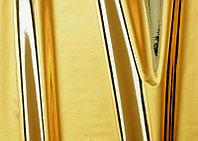 Золотая глянцевая самоклеящаяся пленка
