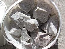 Кварц белый, колотый (ведро 10 кг)