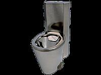 Унитаз 3НСт из нержавеющей стали