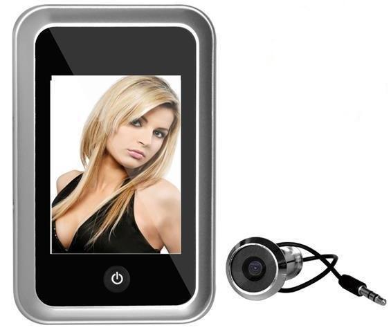 """Внешний модуль видеоглазка  """"SITITEK Eye"""" оснащен качественной HD камерой на 1,3 Мп"""