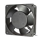 Hyperline KL-FAN-120x120x38-AC220-B39 Вентилятор 120x120x38mm, 230 V, 39dB, подшипник, разъем под шнур