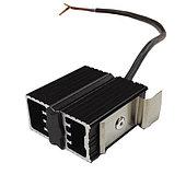 Hyperline KL-HTR-20-110/250-IP44 Нагреватель с пружинным зажимом (полупроводниковый, IP 44, 110-250В AC/DC , 20Вт),  HGK 047