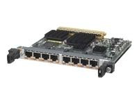 Cisco SPA-8X1FE-TX-V2 Модуль 8-портовый адаптер Fast Ethernet (TX) с общим портом