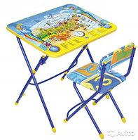 Комплект детской мебели Познаем мир, фото 1