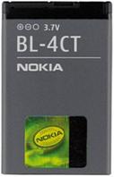 Заводской аккумулятор для Nokia 2720 fold (BL-4CT, 860 mAh)