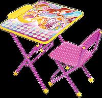 Набор мебели Winx 3 Азбука