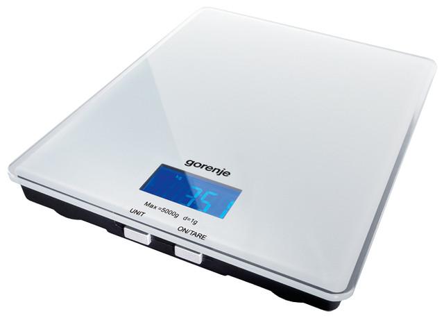 Весы кухонные Gorenje KT 05 GW