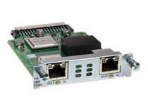Cisco VWIC3-2MFT-T1/E1= Голосовой модуль для Cisco серий 1900, 2900 и 3900