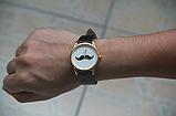 "Женские наручные часы ""Усы"" (Мустаче), фото 5"