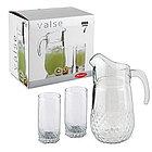 Кувшин со стаканами Вальс 7 пр. Pasabahce (97675/7), фото 2