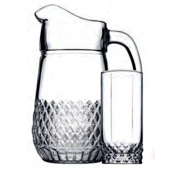 Кувшин со стаканами Вальс 7 пр. Pasabahce (97675/7)