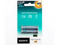 Аккумуляторы SONY Ni-MH AAA 900 мA