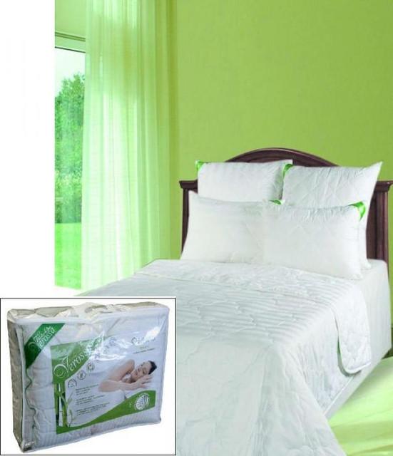 Одеяло, бамбуковое волокно 200х220 - фото 1