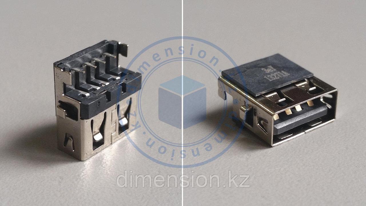 USB разъем 2.0 LENOVO G570 G575 G470 G475, HP Pavilion G6-1000 G7-1000 SAMSUNG NP300E