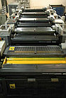 Komori L-528 + лак б/у 2004г - пятикрасочная печатная машина с лакировкой, фото 4
