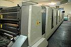 Komori L-528 + лак б/у 2004г - пятикрасочная печатная машина с лакировкой, фото 7
