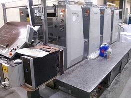 Komori Spica 429P б/у 2008г - четырехкрасочная печатная машина