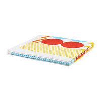 Банное полотенце 70х140 НИММЕРН разноцветный ИКЕА, IKEA, фото 1