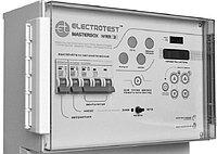 Щит управления приточной системой вентиляции с электрическим нагревателем