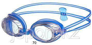 Очки для плавания Arena Drive 3 голубой / голубой