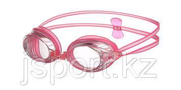 Очки для плавания Arena Drive 3 розовый / прозрачный