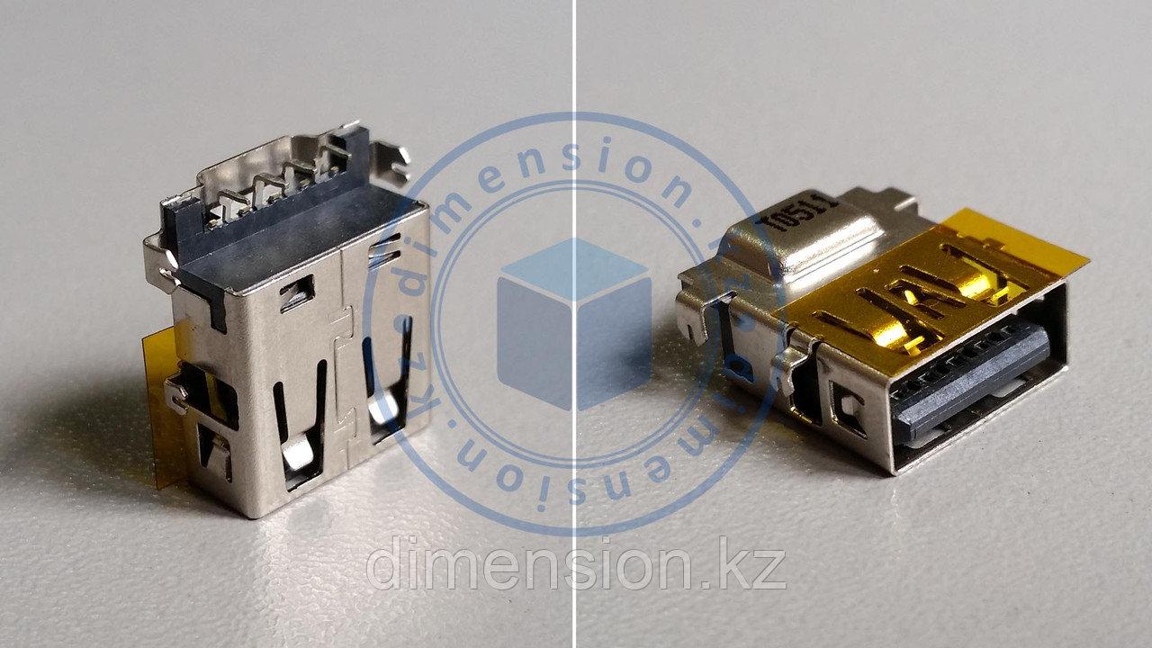 USB 2.0 разъем HP Envy M6-1000 series