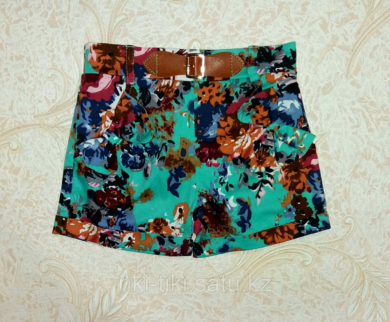 Цветные шорты
