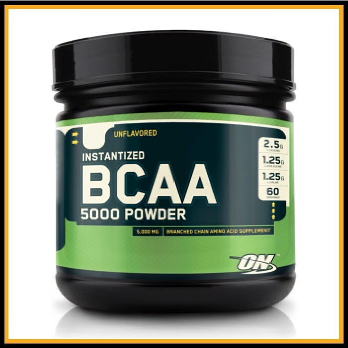 O.N. BCAA 5000 Powder (380g) (Пунш)