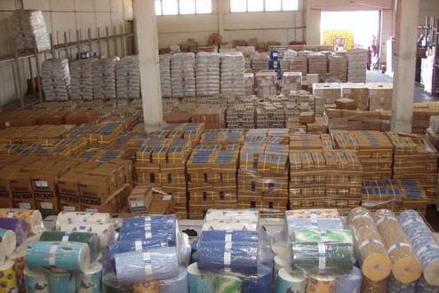 Хранение грузов, аренда складских помещений