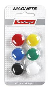 Магнит для магнитной доски Berlingo 2 см (6 шт)
