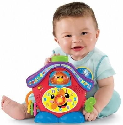 Игрушки для малышей (до 5 лет)