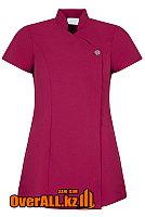 Форменная блузка, фиолетовая, фото 1