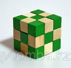 "Головоломка ""Кубик-змейка"""