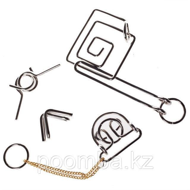 Gandbo puzzle 1, Металлическая головоломка