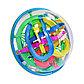 3D головоломка шар-лабиринт 138 шагов, фото 2