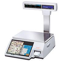 Торговые весы со стойкой CAS CL5000J-15IP - CL5000J-30IP